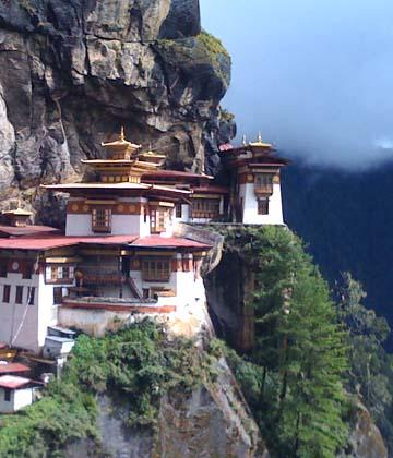 Voyage et randonnées dans les vallées du Bhoutan