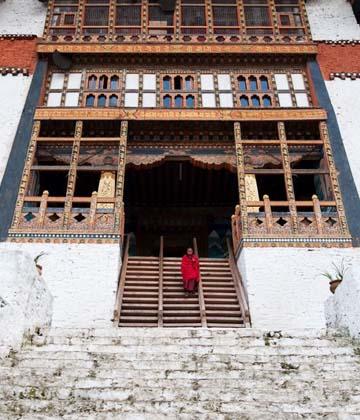 Traversée du Bhoutan