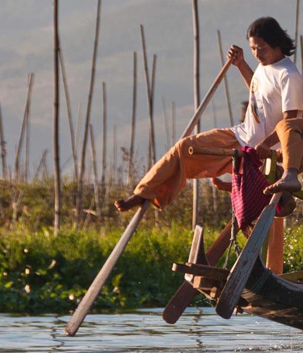 Voyage en Birmanie en liberté