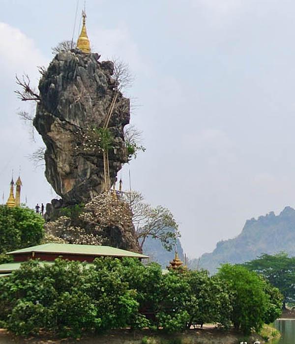 Voyage grand tour de Birmanie