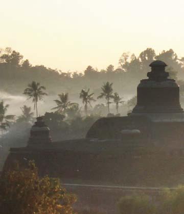 Trek en Birmanie, du mont Victoria à Mrauk U