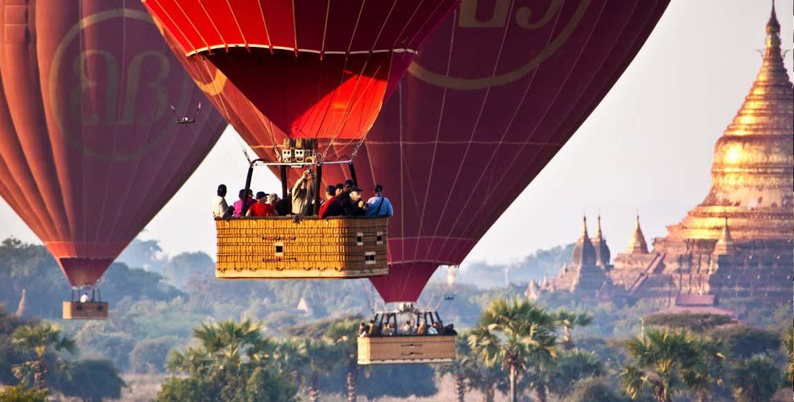 montgolfiere jordanie