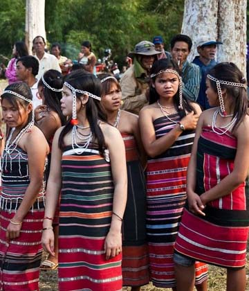 Voyage Cambodge Ratanakiri et Angkor