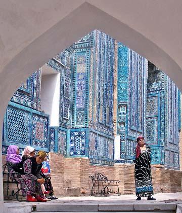 Voyage en Ouzbekistan, Khiva et Samarcande